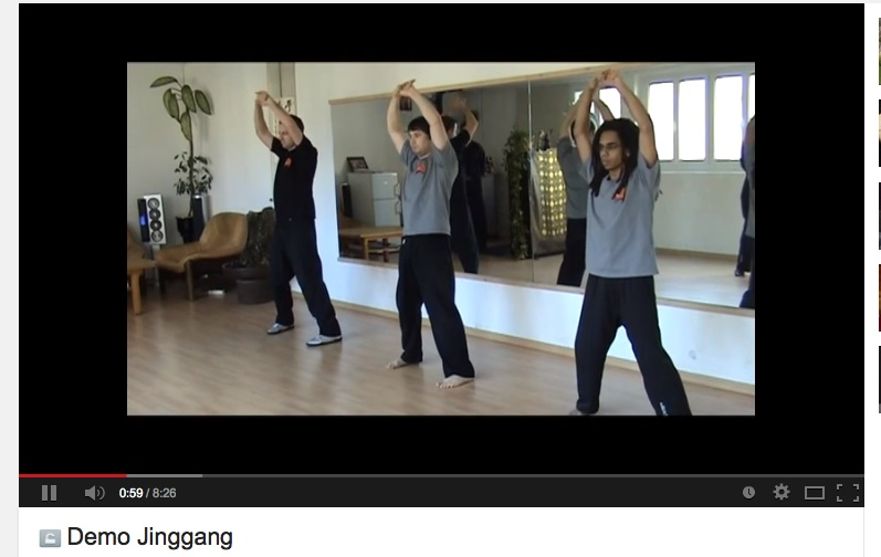 Jinggang Page