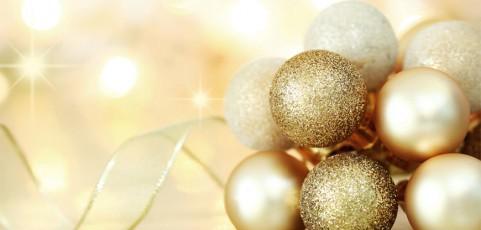 Schöne Festtage und ein gutes neues Jahr